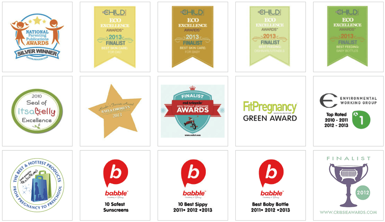 thinkbaby-awards1